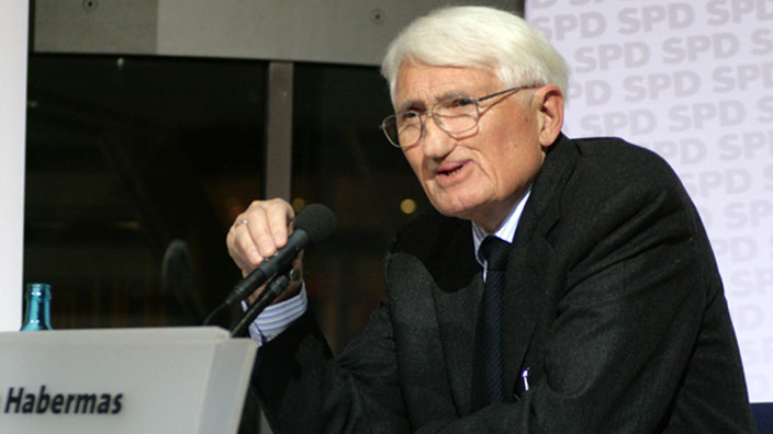 jurgen habermas essays The following contribution by a reader from sri lanka comments on the article how jürgen habermas defends world socialist web site essays by david.