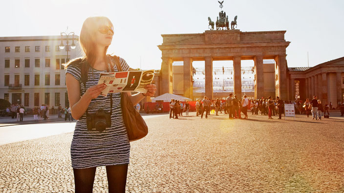 Germany as a holiday destination how for Creative jobs berlin