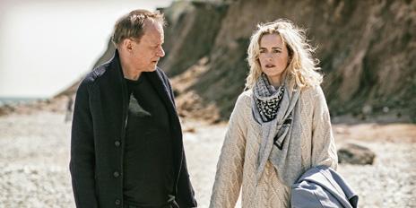 Stellan Skarsgard and Nina Hoss
