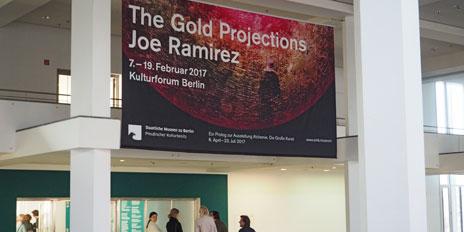 Die Ausstellung im Kulturforum