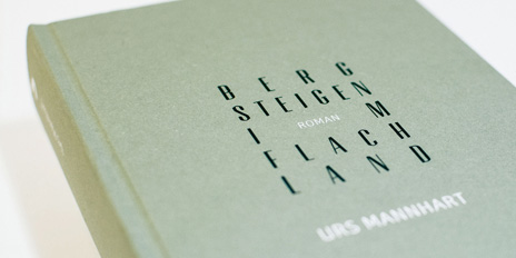 Book design: 'Climbing Mountains in the Lowlands'