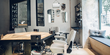 'Pracht ist' hairdressing salon