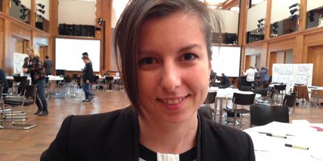 Nade Abazova, 28 ans, doctorante à Heidelberg