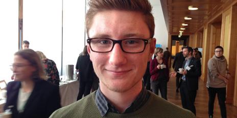 Erdem Özcan, 17 ans, lycéen à Freiburg