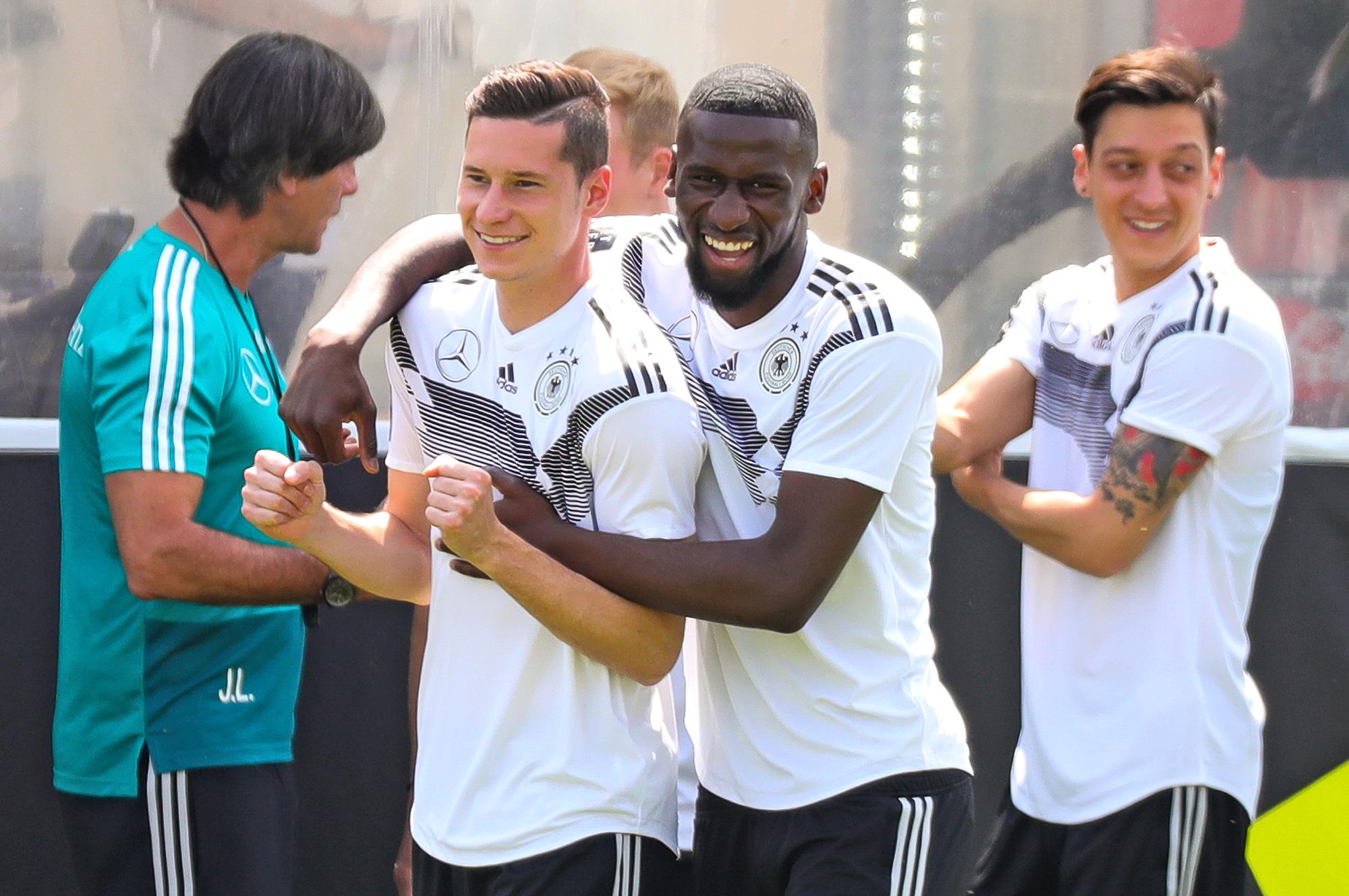 Alman futbolcu Gündoğan Ilkai: biyografi ve spor kariyeri