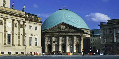 St. Hedwigs-Kathedrale Berlin