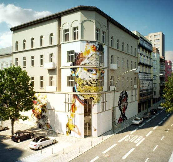 Urban Nation Museum for Urban Contemporary Art in Berlin
