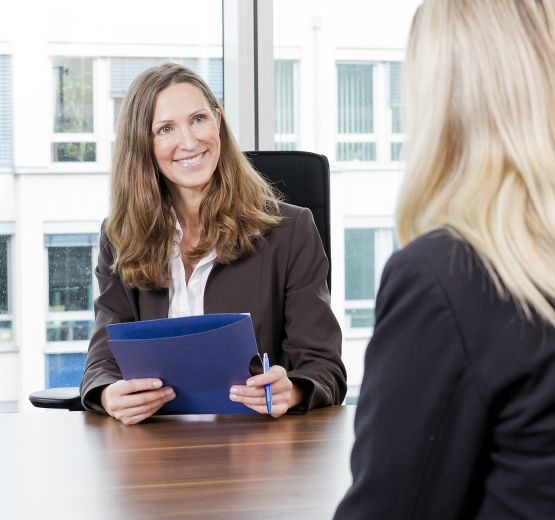 Interview: the first impression counts
