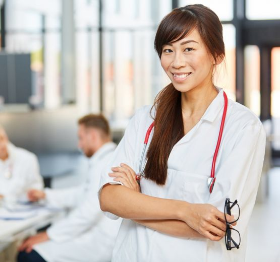 Budding doctor: a demanding degree course offering many opportunities