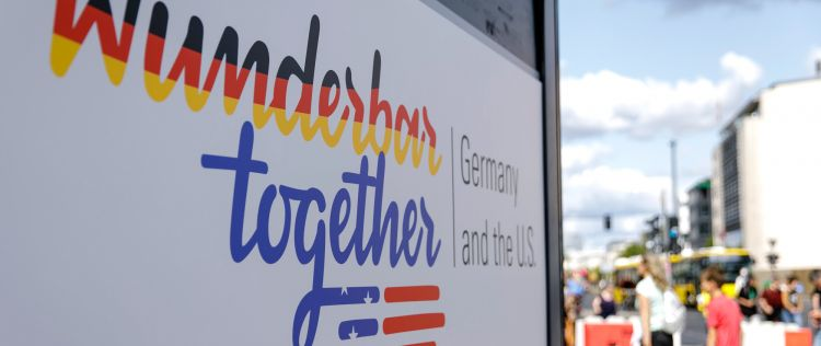 About 1,000 events are taking place during the Year of German-American Friendship.