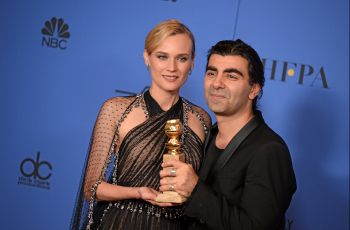 Golden Globe winners: Diane Kruger and Fatih Akin