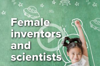 Female inventors and scientists from Germany