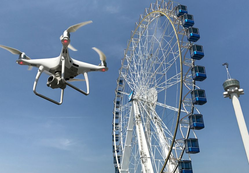 CEBIT 2018: SAP's Ferris wheel of innovations acts as an exhibition space