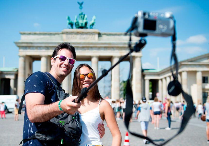 Germany is more popular as a travel destination than ever before.