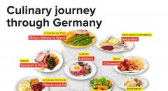 Culinary journey_through Germany
