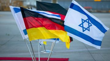 Merkel hails Israeli-German ties