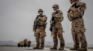 Germany extends Afghanistan mission
