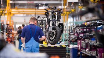 German factory orders fall