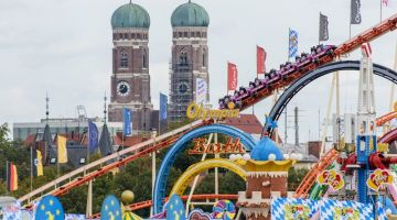 Munich's Oktoberfest kicks off