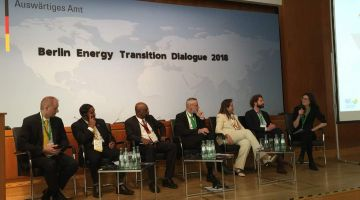 Berlin Energy Transition Dialogue 2018