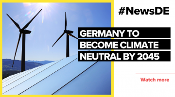 Germany to become climate-neutral by 2045