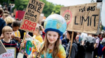 Fridays for future Germany
