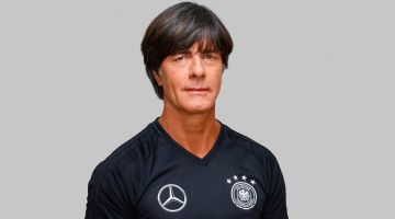 Jogi Löw, coach of the German national team