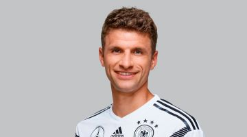 Thomas Müller, top scorer in 2010, joins the fray again.