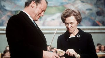 Friedensnobelpreis Willy Brandt