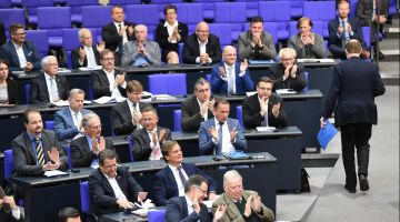 The AfD - a hodgepodge of racism, resentment and radical right-wing ideas.