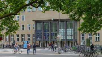 University of Cologne: Part of a new 'European University'.