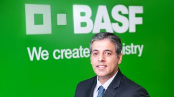 Sanjeev Gandhi, responsible for Asia-Pacific on the BASF Board