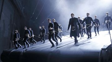 'The Robbers' at the Munich Residenztheater