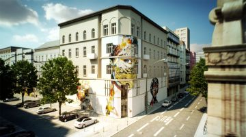 Urban Nation Museum for Urban Contemporary Art Berlin