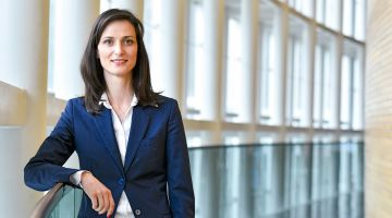 European Commissioner for Digital Economy and Society Mariya Gabriel
