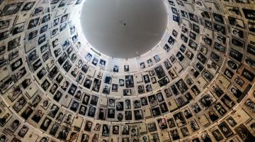 46 heads of state commemorate the victims of the Holocaust in Yad Vashem.