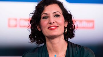 Migration researcher Naika Foroutan