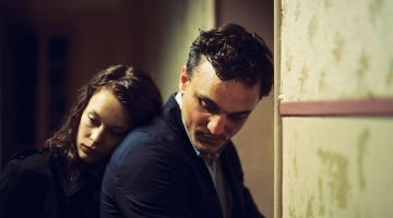 Scene from Transit, a movie by Christian Petzold