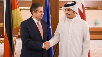Germany supports dialogue in the Qatar crisis