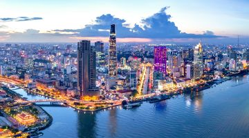 Ho Chi Minh City, a business mecca