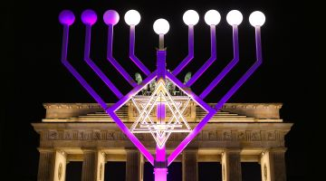 Jewish culture past and present can be experienced at these sites.