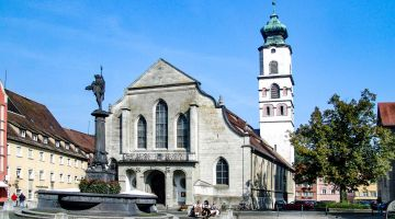 """Religions for Peace"" will be meeting in Lindau in 2019"