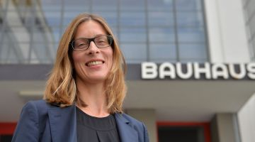 Claudia Perren, Director of the Bauhaus Foundation in Dessau