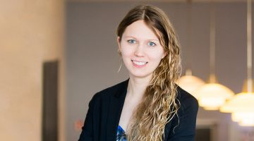 Kira Vinke from the Potsdam Institute for Climate Impact Research (PIK)