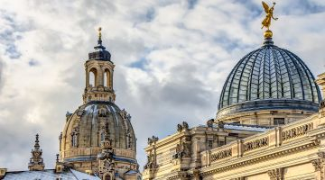 Dresden is a city of culture boasting some unique historic buildings.