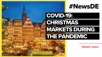 Christmas markets during the pandemic - an overview