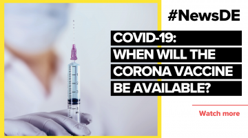 When will the corona #vaccine be available?