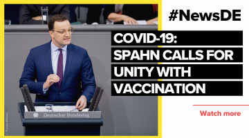 Spahn: #Corona vaccination campaign is a community task