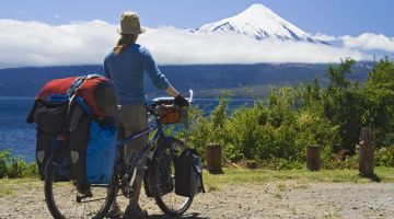 Cycle tours are an example of sustainable tourism
