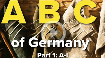 1/3 - Autobahn, Bargeld, CO2 Bilanz: Understanding Germany from A to Z